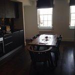 Kitchen - 2 bedrooms apartment 1st floor