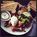Cafe De Pont | FlyyBlkGrl - April 2014