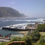 View over Storms River Mouth