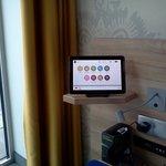 Bedside control system thru Samsung tablet