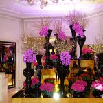 Gorgeous flower arrangements