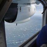 Choppy Foveaux Strait below