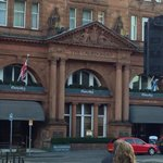 The Waldorf Astoria Caledonion Edinburgh