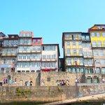 Ribeira vista do Rio Douro