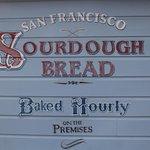 Great Tasty Sourdough at Fog House