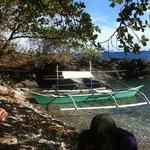 fishing/snorkeling stop