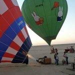 Pinkel Balloons / miffy balloon