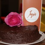 Dinners on request and Jaqui's yummy chocolate cake