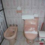 Bathroom in villa 1