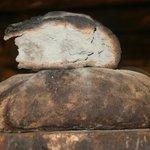 Pan para obtener el moho