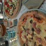 Pizza trentina e pizza estremo sud