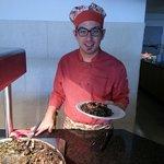 El gran chef Lorenzo!!