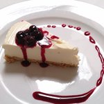 A truly heavenly cheesecake! Must try!