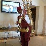 Der freundlichste Juiceman Jordaniens