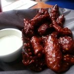 Hot Wings. Copyright 2014 Kevin E. Proulx / Third Eye Photographics.
