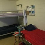 6-bed female dorm
