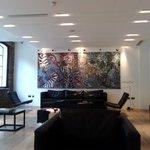 Main reception/lobby area