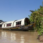 Our Mango Cruises Sampan