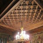 techos de los salones