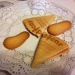Altri biscottini di accompagnamento aggiuntivi!