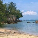 Tub Kaak Beach