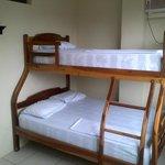 Habitaciones cómodas y económicas