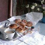 Una grande colazione