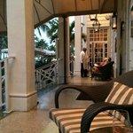 Terrace at Ocean Drive