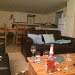 The Foxglove Accommodation (sleeps 4)
