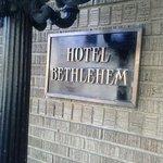 Historical Hotel Bethlehem