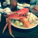 Craps lobster