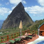 Piton from the bar