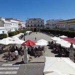 Plaza de España, Medina Sidonia.