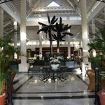 hall de l'hotel El Prtillo