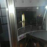 vista desde ascensor