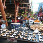 Market in Flacq - Wednesday and Sunday