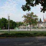Beau parc