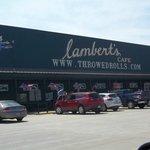 Lambert's; April, 2014