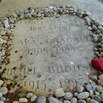 Marc Chagall's Tomb