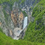 Biggest waterfall in Slovenia :)