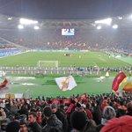 Jogo entra Roma x Napoli pela Copa da Italia 2014