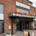 The plaza, Rugeley