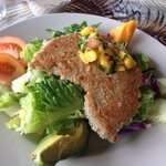 Ahi salad Awesome!