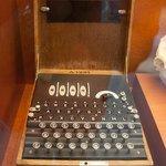 Maquina cifrado nazi Enigma