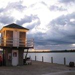 Yahct club marina
