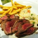 picanha and fries... the best!