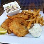 fabulous fish & chips...