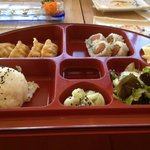 Oishi - 2 item lunch small special