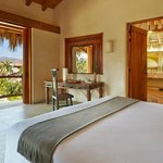 The Penthouse Suite is ideal for a romantic getaway.
