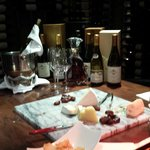 Wine & cheese reception for Amex Fine Hotels & Resorts and Diamond VIPs